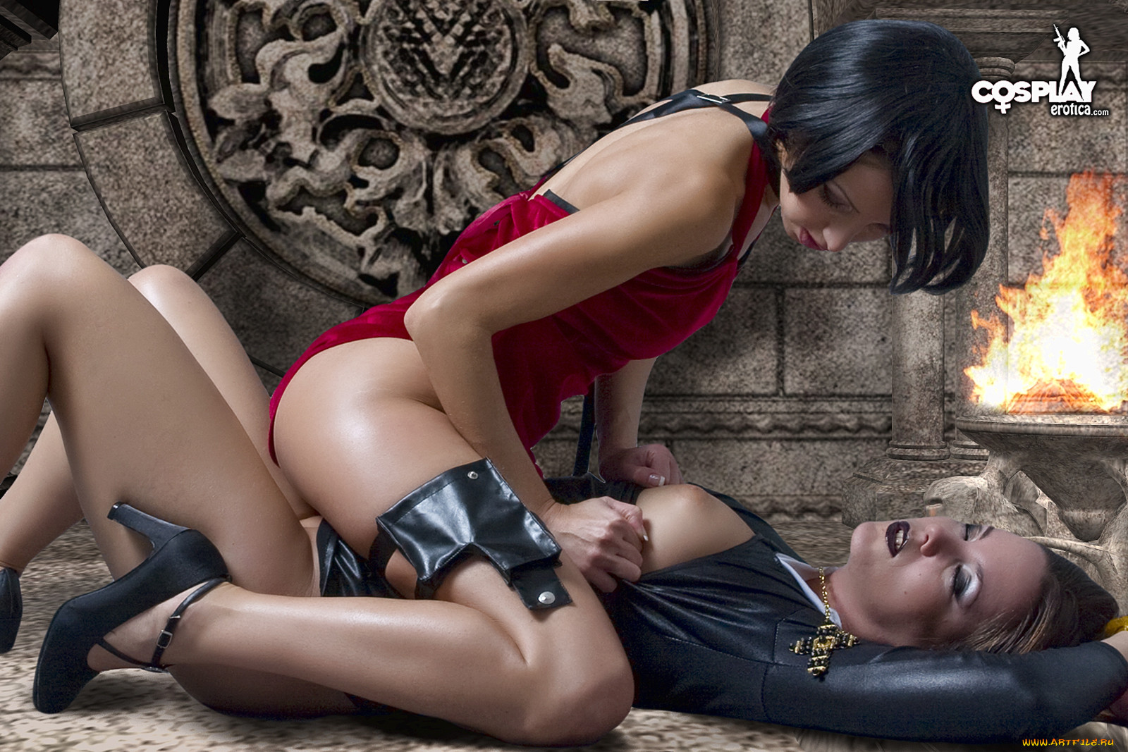 Fotos porno resident evil4 exploited photos