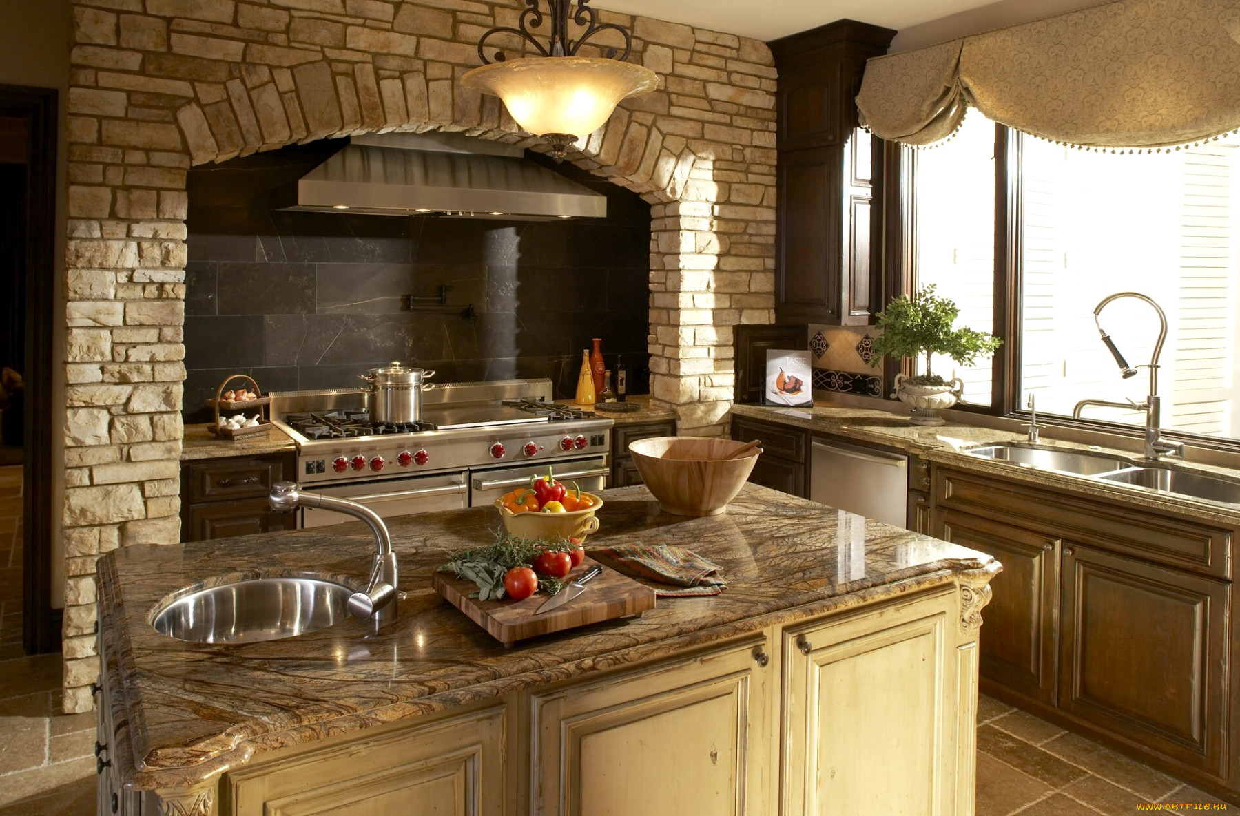 Italian Kitchen Design Ideas  Kitchen  Rustic italian