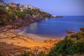 gordons bay, города, кейптаун , юар, пляж, море