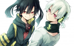 аниме, kagerou project, пара
