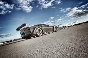 автомобили, callaway, corvette, c7, gt3-r, 2016г