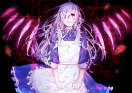 аниме, kagerou project, девочка