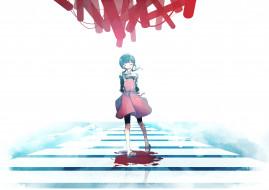 аниме, kagerou project, девочка, арт