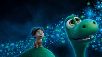 �����������, the good dinosaur, ���������