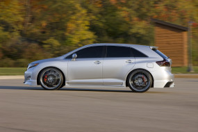 ����������, toyota, trd, street, image, concept, sportlux, venza