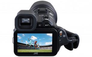 jvc, бренды, видеокамера