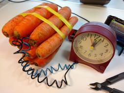 юмор и приколы, бомба, морковная