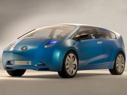 Toyota Hybrid X Concept 2007 обои для рабочего стола 1920x1440 toyota hybrid x concept 2007, автомобили, toyota, 2007, машина, авто, concept, hybrid, x