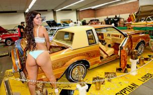 автомобили, -авто с девушками, lowrider