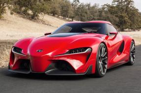 Toyota FT-1 Concept обои для рабочего стола 2048x1360 toyota ft-1 concept, автомобили, toyota, ft-1, авто, concept, sports