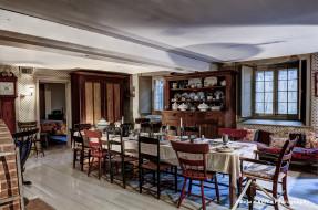 интерьер, столовая, мебель, комната