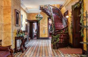 интерьер, холлы,  лестницы,  корридоры, мебель, комната