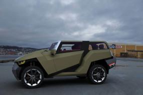 2014, джип, Hummer Rhino, внедорожник, Concept