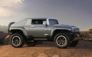 внедорожник, Hummer HX, Concept, джип