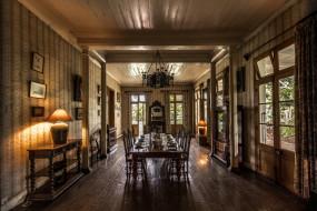 eureka - la maison creole, интерьер, столовая, мебель, комната