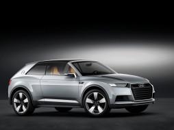 2013 audi crosslane coupe concept, автомобили, audi, 2013, crosslane, coupe, concept