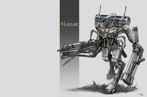 Автор: gia обои для рабочего стола 1920x1269 автор,  gia, аниме, оружие,  техника,  технологии, арт, gia, робот