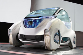 Honda Micro Commuter Concept 2011 обои для рабочего стола 1920x1282 honda micro commuter concept 2011, автомобили, honda, салон, белая, 2011, commuter, concept, micro