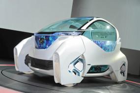 Honda Micro Commuter Concept 2011 обои для рабочего стола 2268x1512 honda micro commuter concept 2011, автомобили, honda, micro, салон, белая, 2011, concept, commuter