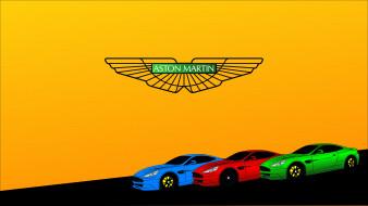 бренды, авто-мото,  aston martin, фон, логотип, автомобили