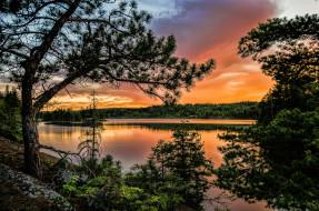 обои для рабочего стола 2048x1356 природа, реки, озера, река, лес