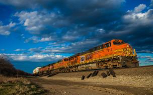 обои для рабочего стола 1920x1200 техника, поезда, рельсы, локомотив, состав