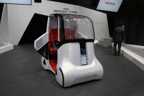 Honda Wander Stand Concept обои для рабочего стола 2244x1498 honda wander stand concept, автомобили, honda, wander, stand, concept, выставка, автосалон, car
