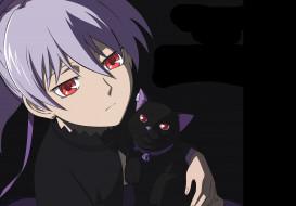 обои для рабочего стола 3000x2088 аниме, darker than black, темнее, чёрного