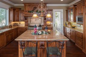 интерьер, столовая, стиль, дерево, мебель, люстра, кухня, декор, дизайн