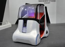 Honda Wander Stand TMS Concept обои для рабочего стола 2560x1853 honda wander stand tms concept, автомобили, выставки и уличные фото, автосалон, tms, белый, concept, выставка, stand, wander, honda