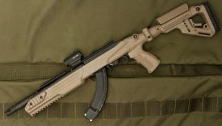 обои для рабочего стола 3151x1795 оружие, снайперская винтовка, ruger, 10-22, винтовка, полуавтоматическая