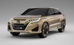 Honda Concept D 2015 обои для рабочего стола 2250x1375 honda concept d 2015, автомобили, honda, 2015, платина, concept, d, серый, фон