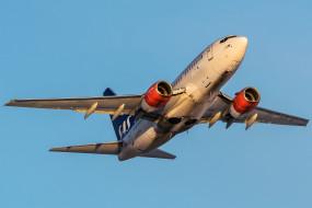 обои для рабочего стола 2048x1366 авиация, пассажирские самолёты, авиалайнер