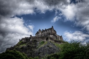 edinburgh castle, ������, - ������,  �����,  ��������, �����, ����