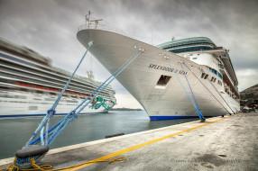splendour of the seas, корабли, лайнеры, лайнер, круиз