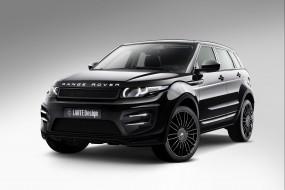 автомобили, range rover, rover, range, larte, design, evoque