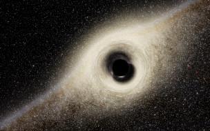 Black Hole, Чёрная дыра, область пространства-времени
