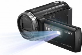 sony, бренды, видеокамера