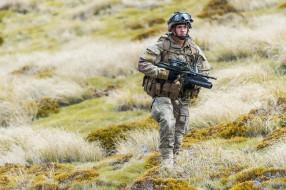 оружие, New Zealand Defence Force, армия, солдат