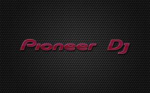 бренды, pioneer, фон, логотип