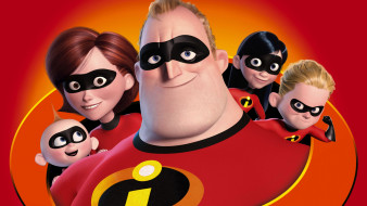 �����������, the incredibles, ��������