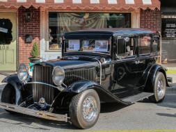 автомобили, custom classic car, черный