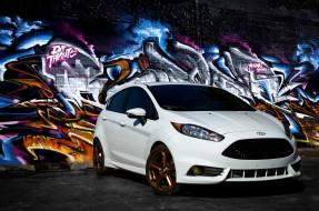 автомобили, ford, белый