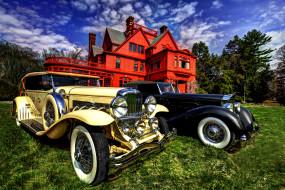 автомобили, классика, ретро