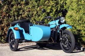 Урал, мотоцикл