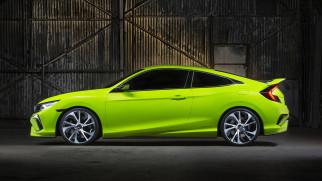 honda civic concept 2015, автомобили, honda, 2015, concept, civic