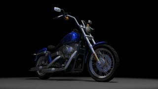 фон, мотоцикл