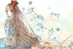 аниме, kagerou project, kozakura, mary