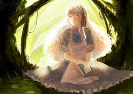 аниме, kagerou project, девушка