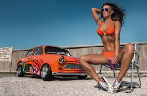 автомобили, -авто с девушками, miss, tuning, 2016, сентябрь, trabant, liane, gunter, мисс, тюнинг, лиана, гюнтер